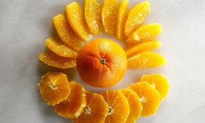 Tips: Cách cắt cam nhanh gọn cho người lười