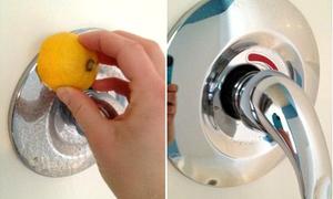 Tips: Đánh bay mọi vết bẩn giúp nhà cửa sạch sẽ