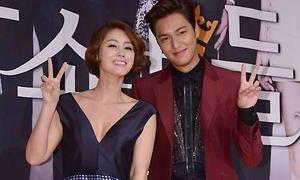 'Mẹ Kim Tan' muốn hẹn hò với Lee Min Ho
