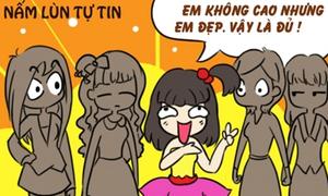 Fan Fic: Tật xấu khó đỡ của T-ara