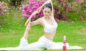 Cô giáo yoga xinh đẹp, quyến rũ nhất Trung Quốc
