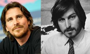 Diễn viên Christian Bale có thể sẽ hóa thân thành Steve Jobs
