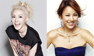 Những sao nữ Hàn khó nhìn mặt đoán tuổi