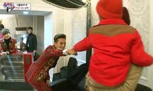Soi sao 24/3: G-Dragon muốn con gái Tablo gọi là 'oppa'