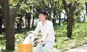 Sống xanh bảo vệ môi trường cùng Kim Soo Hyun