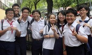 TP HCM công bố kế hoạch tuyển sinh lớp 10