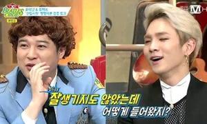 Soi sao 26/3: Shin Dong từng nghĩ Key trượt SME vì xấu