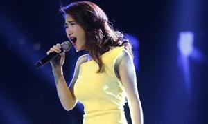 Hòa Minzy dẫn đầu 'Học viện ngôi sao' nhờ hit của Mỹ Tâm