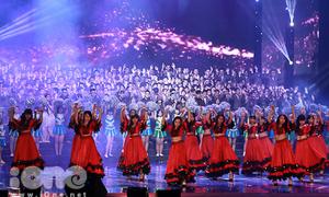 Đại nhạc hội hoành tráng của teen Việt - Úc