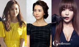 7 sao Hàn thừa nhận 'nâng cấp' nhan sắc