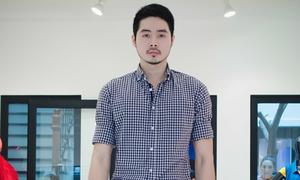 Anh Quân casting show diễn của Đỗ Mạnh Cường