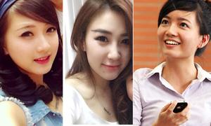 3 cô giáo xinh đẹp, tài năng hút like Facebook