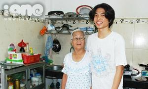 Lê Tích Kỳ - chàng giữ xe 17 tuổi mê rock, thích rửa chén