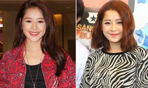 Hot or not: Chi Pu đổi tóc ngang vai trẻ trung