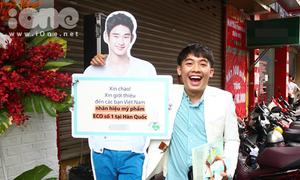 Phở Đặc Biệt 'phát cuồng' vì trai ngoài hành tinh Kim Soo Hyun