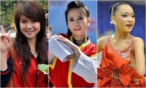 7 hot girl xinh xắn, tài năng của làng thể thao Việt