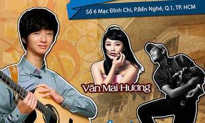 Thần đồng guitar Hàn tái ngộ fan Việt