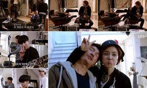 Soi phim 6/4: Lee Bo Young thân mật với Jo Seung Woo