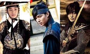 Những anh chàng siêu đẹp trong phim cổ trang Hàn