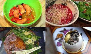 10 món ăn Việt khiến du khách nước ngoài sởn da gà