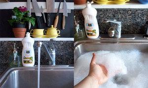 Tips: Cách vệ sinh bồn rửa bát inox sạch, sáng bóng