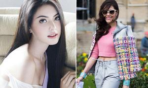 5 sao nữ đủ cả tài lẫn sắc của showbiz Thái
