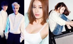Những sản phẩm Kpop được mong chờ trong tháng 4, 5