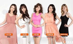 5 mỹ nữ gia sư trực tuyến 'hút hồn' học sinh xứ Hàn