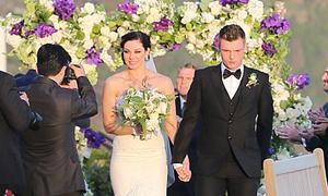 Nick Carter (Backstreet Boys) kết hôn