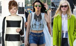 5 ngôi sao tuổi teen sành điệu nhất Hollywood