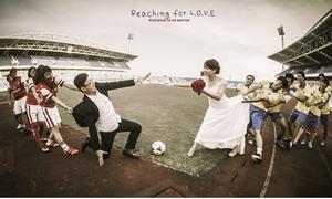 5 bộ ảnh cưới Việt khiến giới trẻ hết muốn FA
