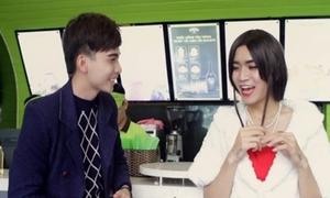 BB Trần hóa gái cực xinh hát 'Mình yêu nhau đi'