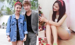 Những chiếc quần ngắn cũn gây xì xào của hot girl Việt