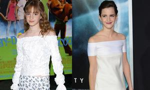 Emma Watson mốt cũ 10 năm vẫn diện đẹp