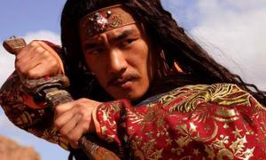 Nhậm Thiên Dã - 'gã đàn ông của thảo nguyên'