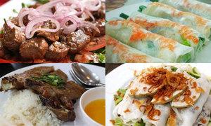 20 món ăn Việt nên nếm thử ít nhất một lần trong đời