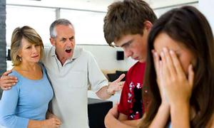 Làm gì khi bị gia đình phản đối việc chọn trường?