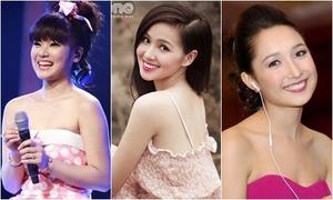 Những cuộc lấn sân ca hát thành - bại của hot teens Việt