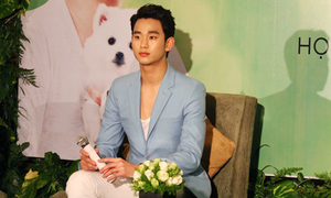 Clip: Kim Soo Hyun trả lời phỏng vấn