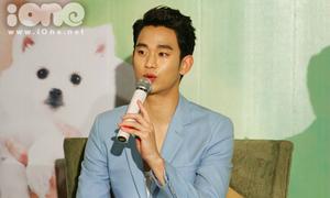 'Người ngoài hành tinh' Kim Soo Hyun muốn đóng vai phản diện