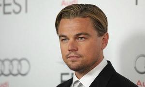 Nam diễn viên Leonardo DiCaprio được 'nhắm' vào vai Steve Jobs