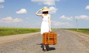 Bí kíp bỏ túi cho các nàng khi đi du lịch một mình