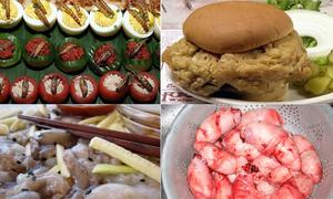 10 món ăn 'ớn lạnh' nhất thế giới