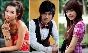 Soi nhan sắc hot teens Việt thuở mới nổi tiếng