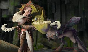 'Bí kíp luyện rồng 2' hé lộ 5 phút đầu tiên