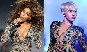 Beyoncé truyền cảm hứng phong cách cho nhiều biểu tượng thời trang