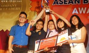 5 bạn trẻ Việt tranh tài 'Nhà lãnh đạo Đông Nam Á'