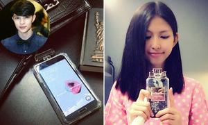 Fashionista Việt mê ốp điện thoại hình nước hoa, túi xách mini