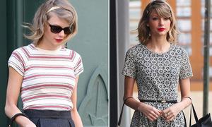 4 xu hướng được Taylor Swift lăng xê khi vào hè
