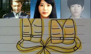 Những anh hùng trẻ tuổi trong vụ chìm phà Sewol
